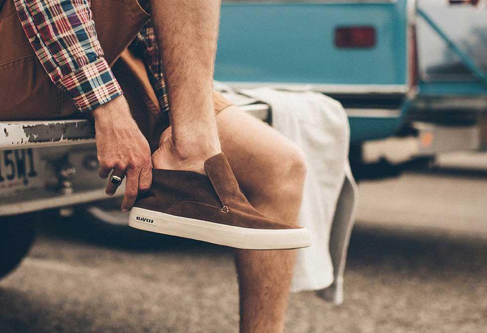 SeaVees Huntington Middie Shoes