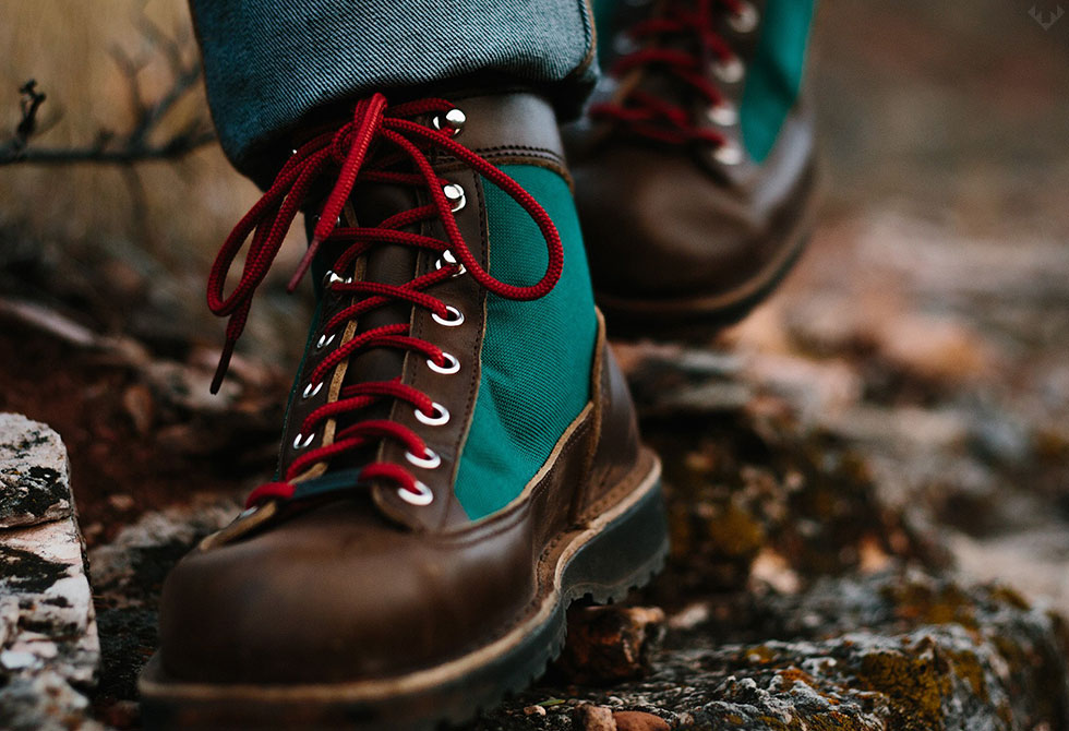 Topo Designs X Danner Ridge Boot