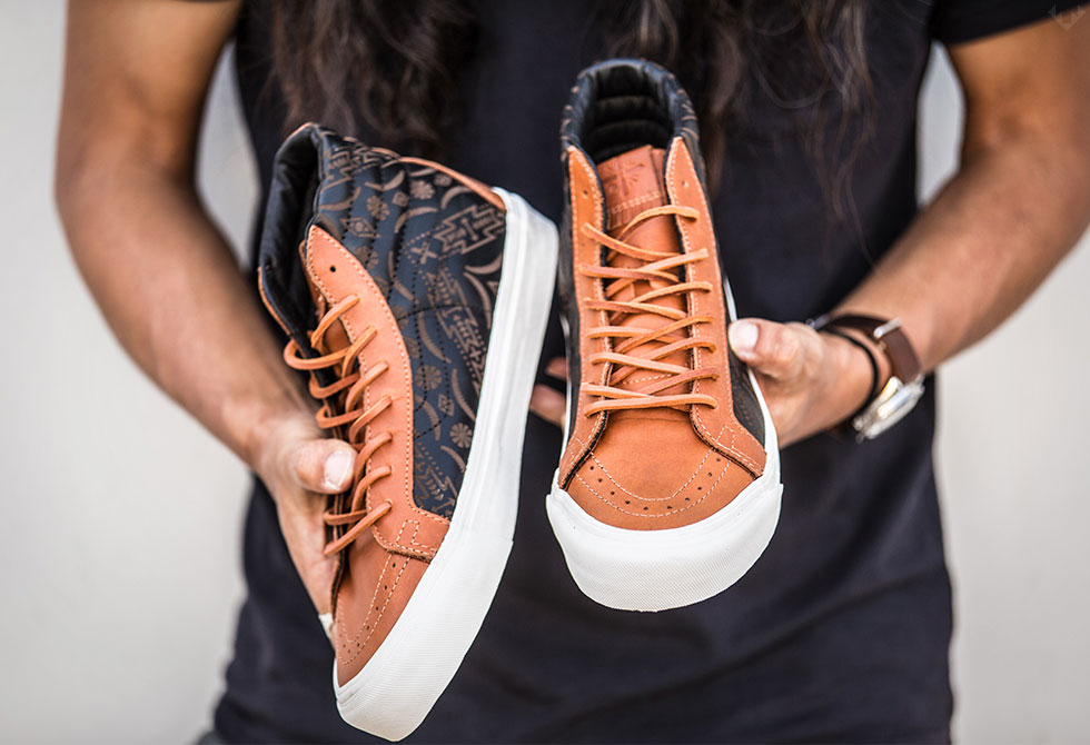 Brooks X Vault by Vans Collection
