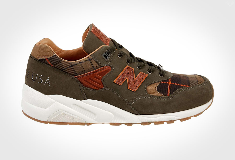 New-Balance-X-Ball-And-Buck-Usa-585-Sporting-Gentleman-Sneakers-LumberJac