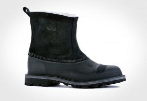 Woolrich Wooly Slip Waterproof Boots