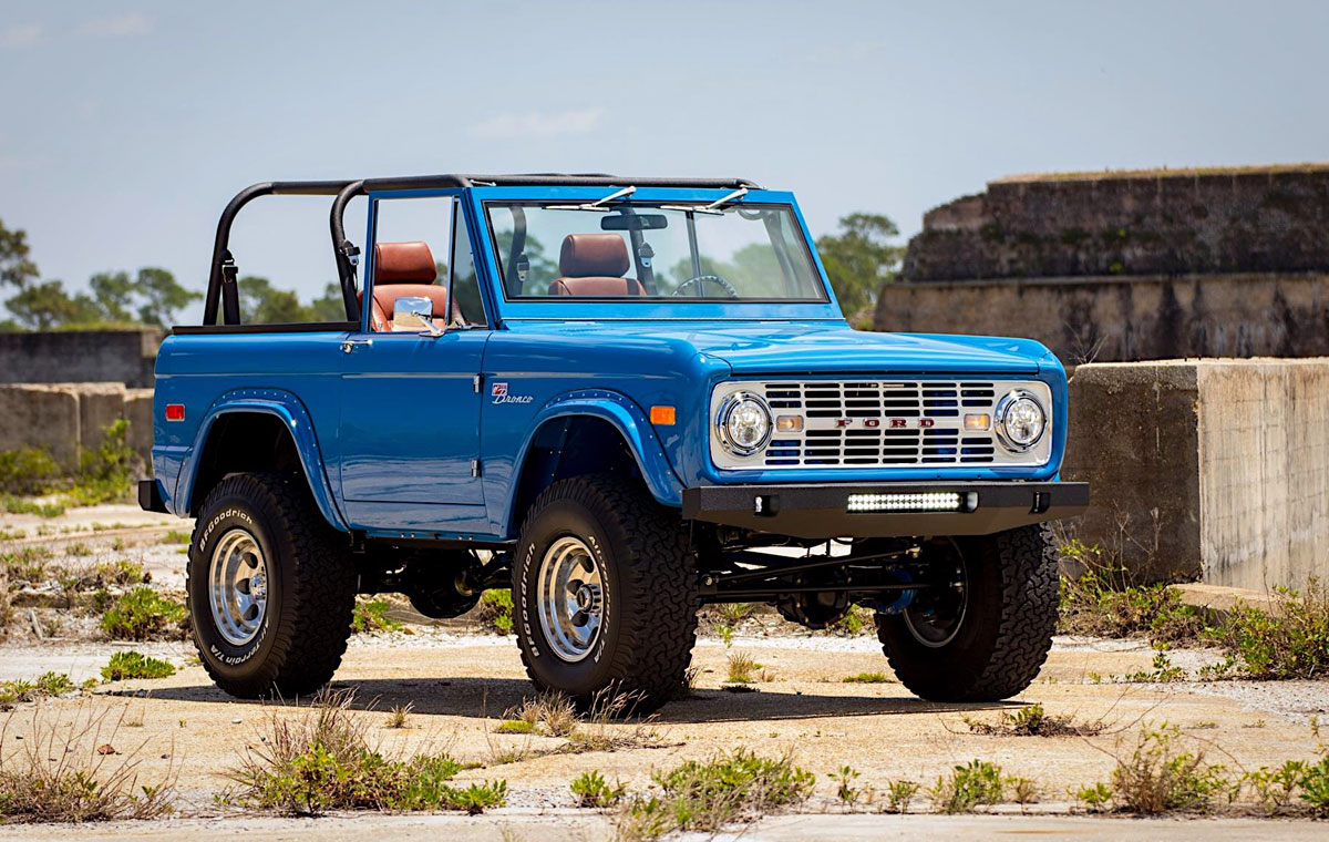 2016 Ford Trucks >> 1976 Classic Ford Bronco – LumberJac