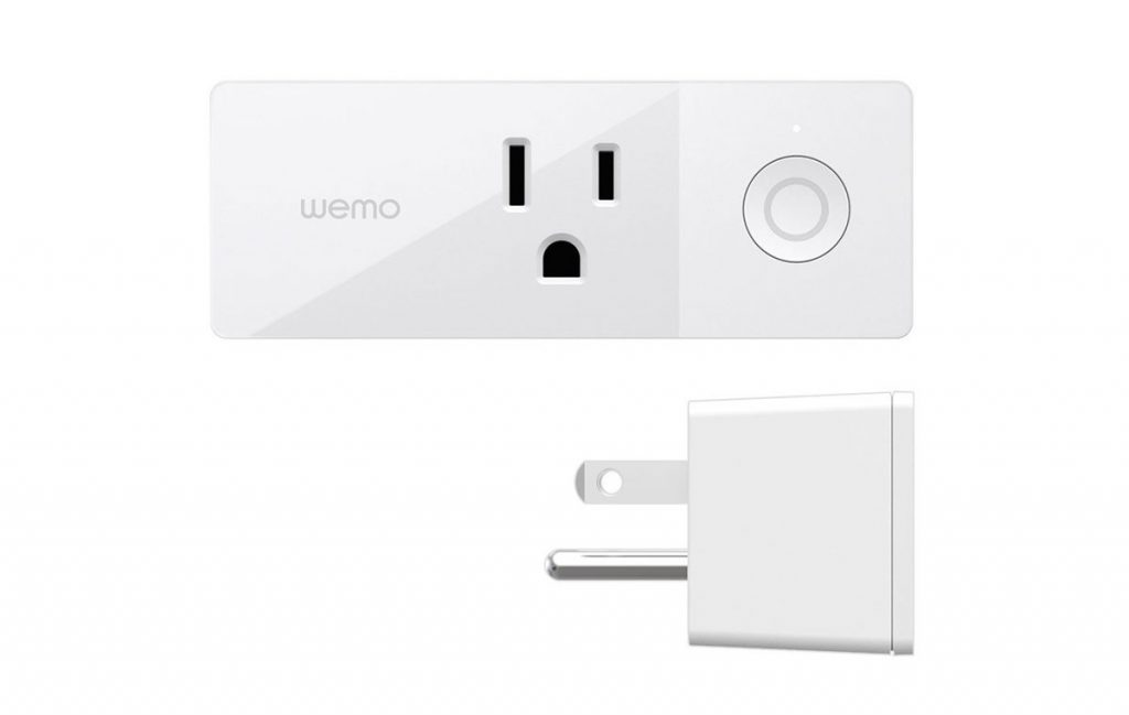 Belkin Wemo Mini Smart Plug