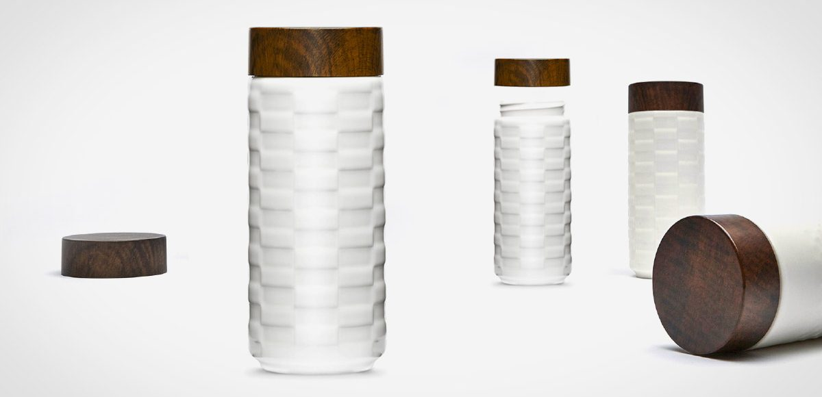 Brick Travel Mug LumberJac