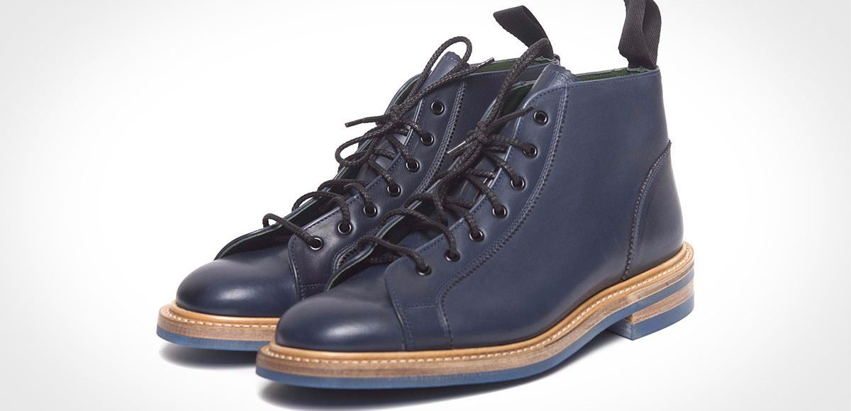 Deus Ex Machine X Tricker's Monkey Boot