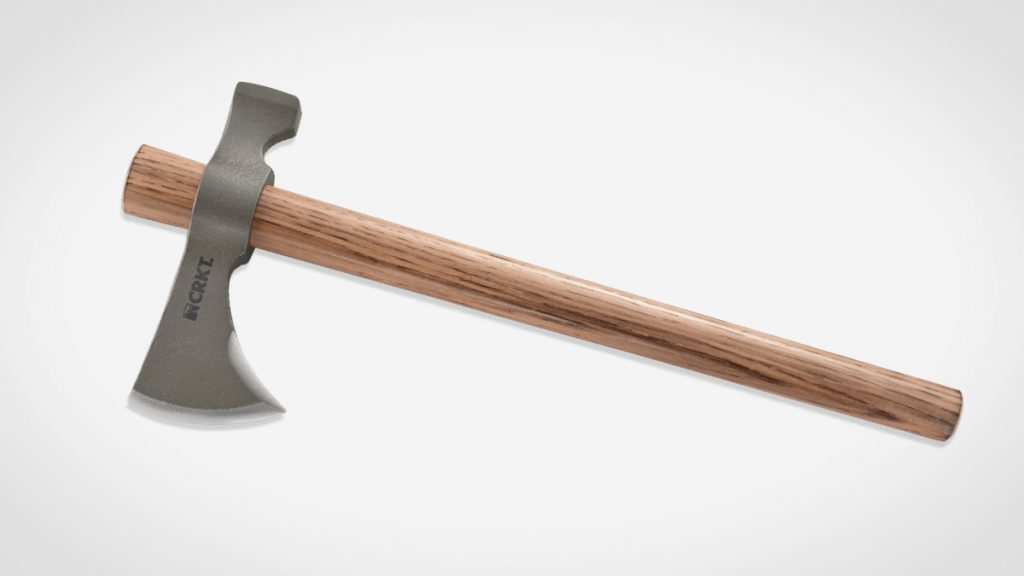 CRKT Woods Chogan T-Hawk Axe LumberJac