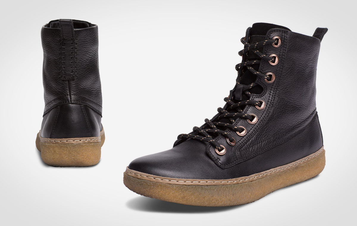 Laguna Shop Boot LumberJac