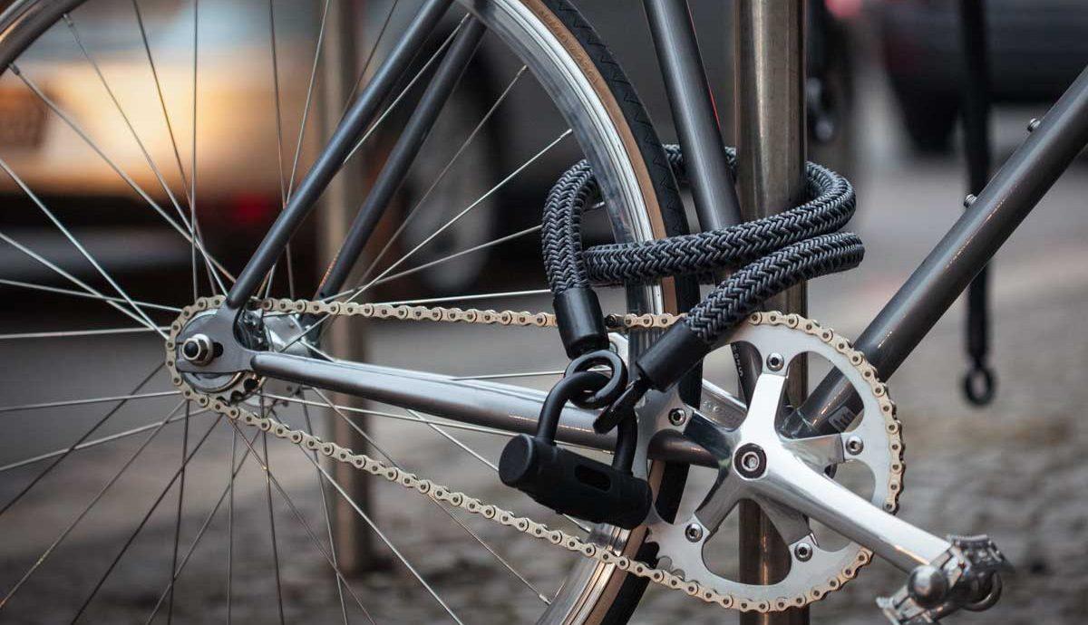 Tex-Lock Bike Lock