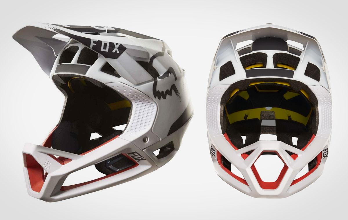 Fox Proframe Helmet LumberJac
