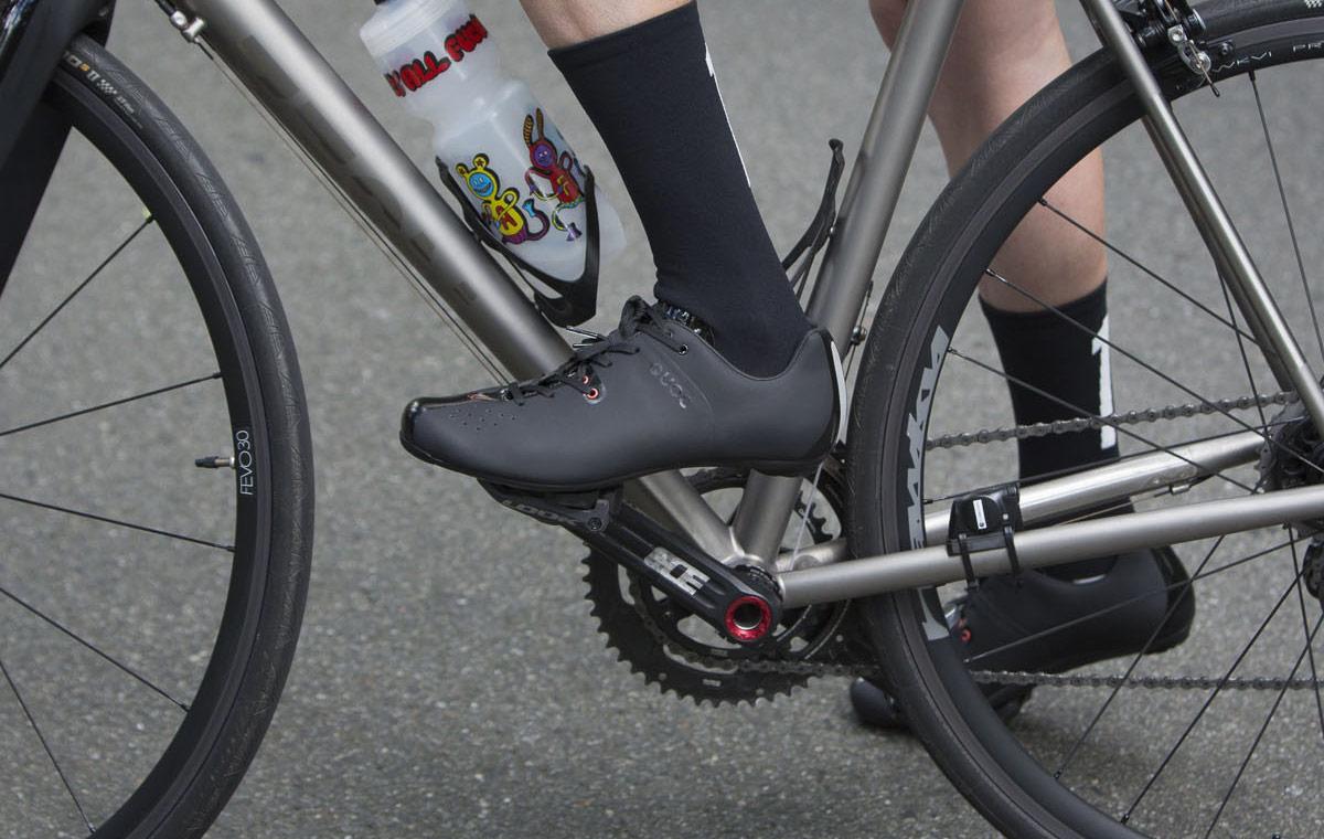 Night Road Cycling Shoe LumberJac