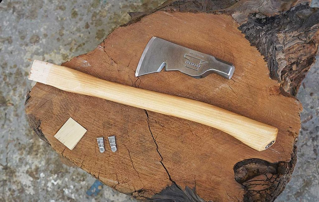 OfferMan Woodshop DIY Hatchet