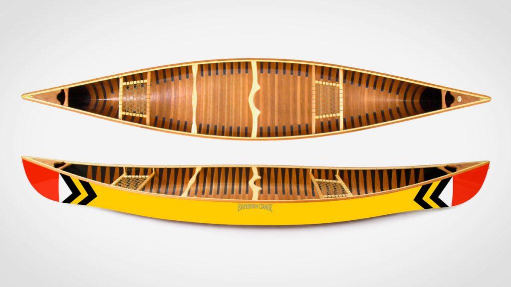 Sanborn Canoes LumberJac