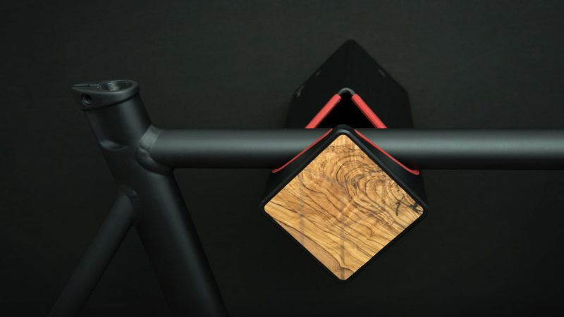 The D-RACK Bike Rack LumberJac