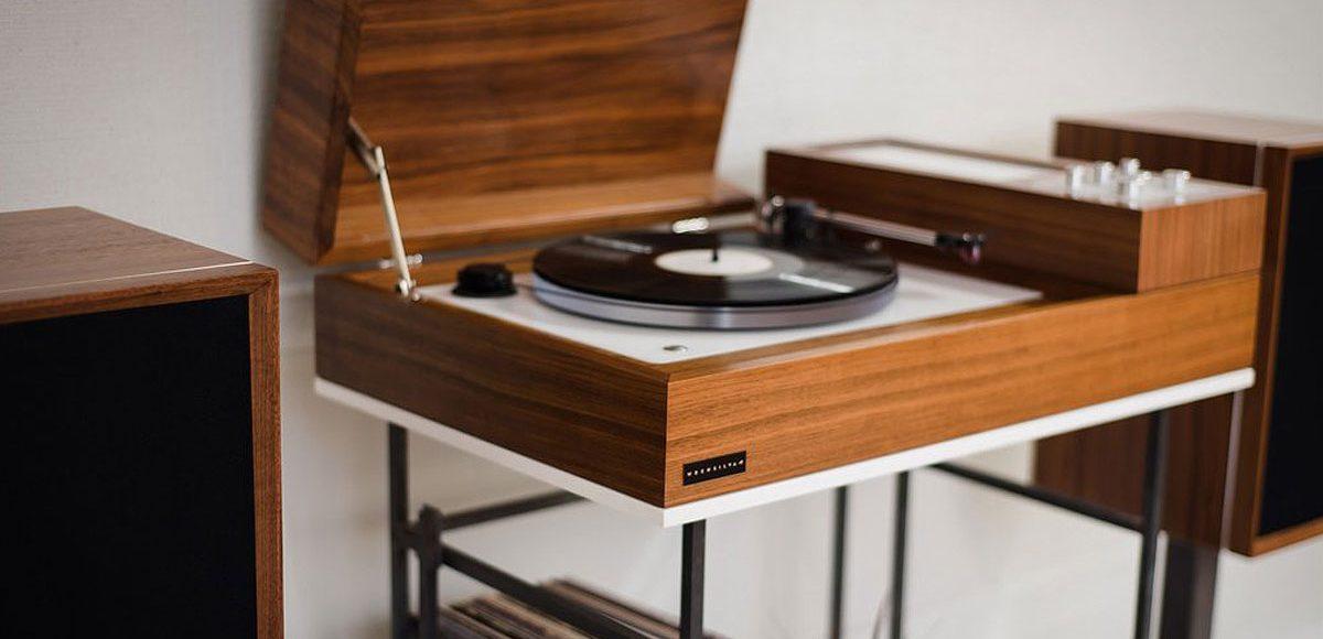 Wrensilva Loft Stereo Console