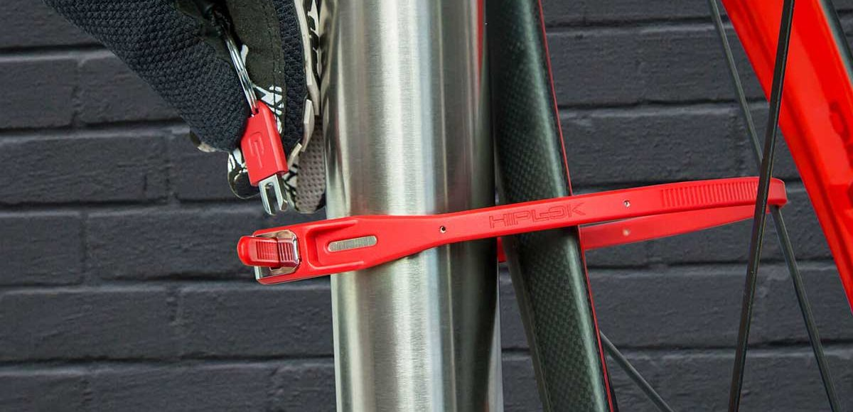 Hiplok Z LOK Bike Lock