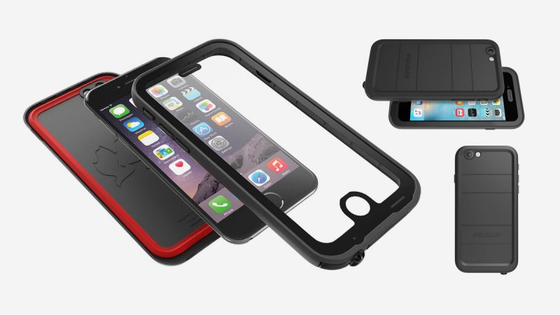 Pelican Marine iPhone Case LumberJac