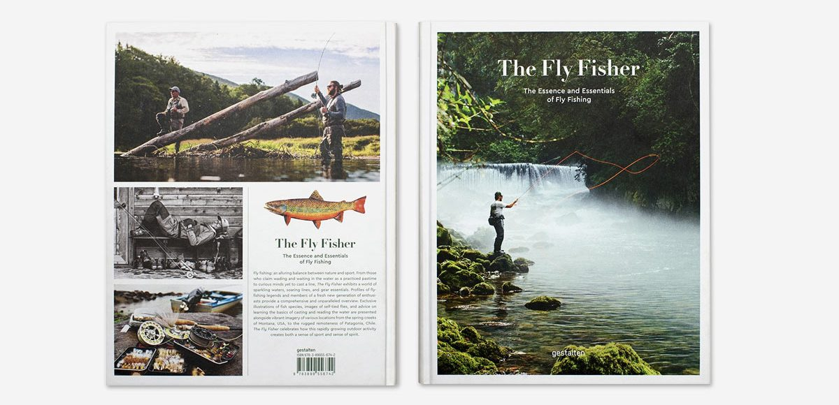 The Fly Fisher LumberJac