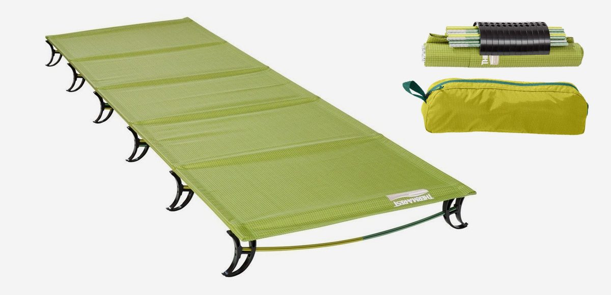 Therm-A-Rest UltraLite Cot LumberJac