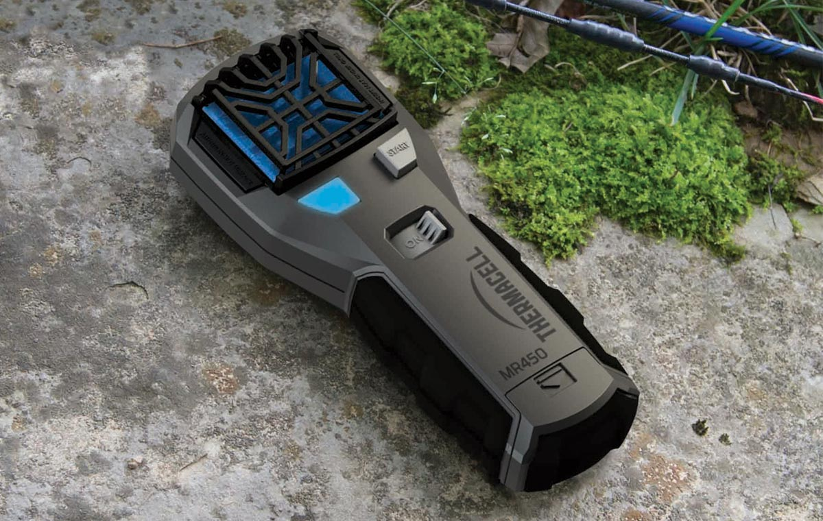 Thermacell MR450 Mosquito Repeller LumberJac
