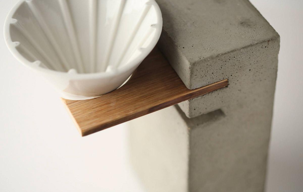 BASI Coffee Stand LumberJac
