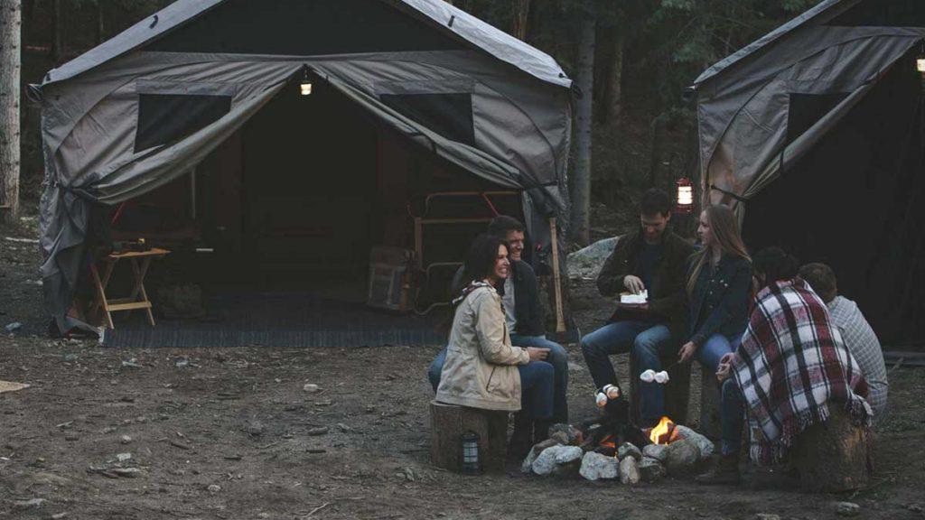 Barebones Lodge Tent