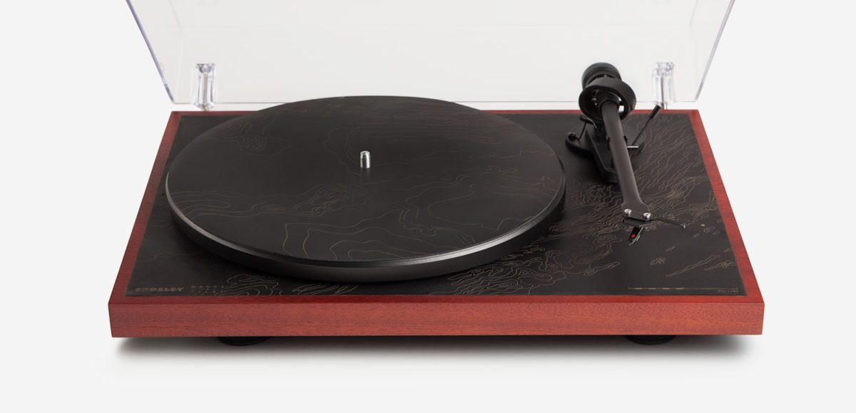Commonwealth C10 Leather Turntable LumberJac