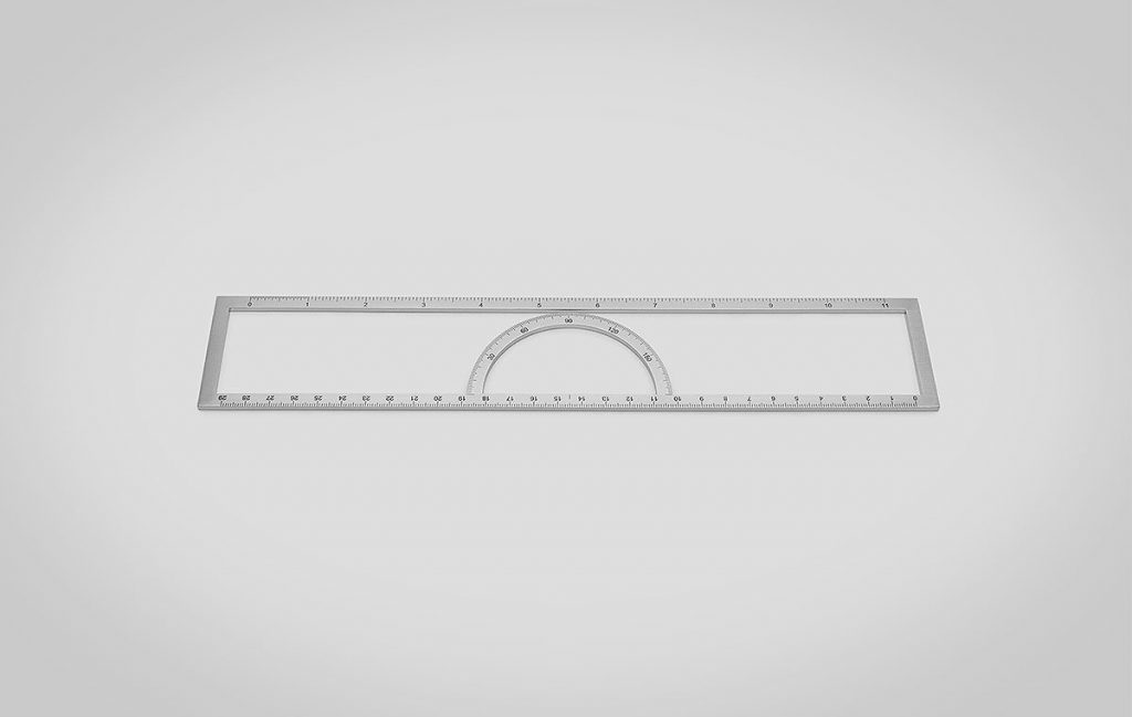Field Outline Ruler Set