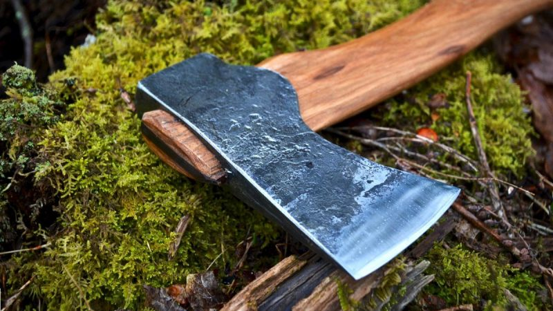 Hoffman Axe Collection LumberJac