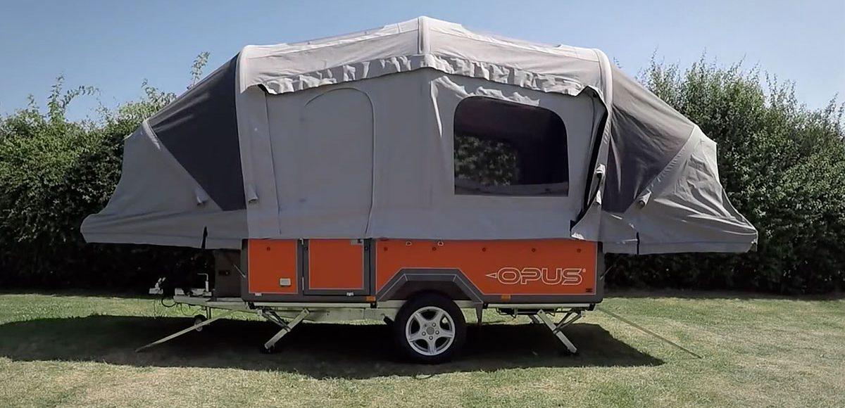 Opus Air Camper