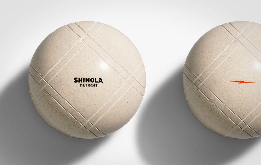 Shinola and St.Pierre Bocce Ball Set
