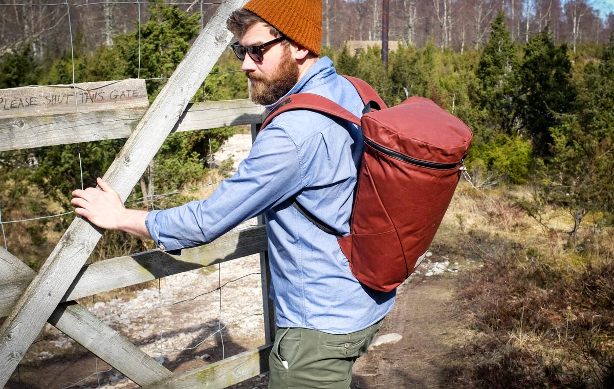 The Lecht Backpack LumberJac