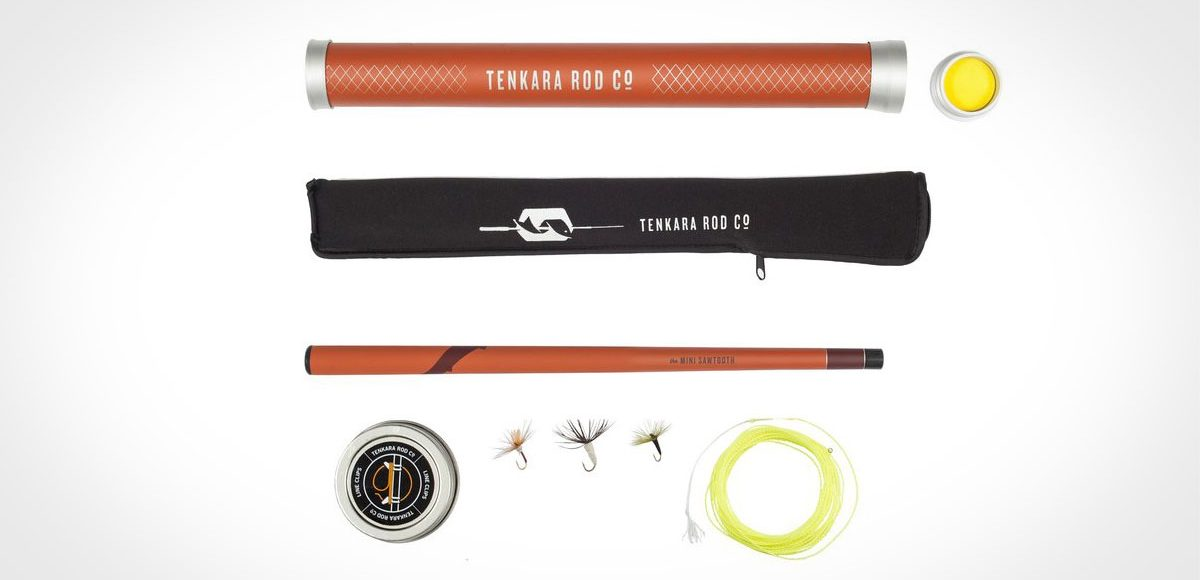 Mini Tenkara Rod