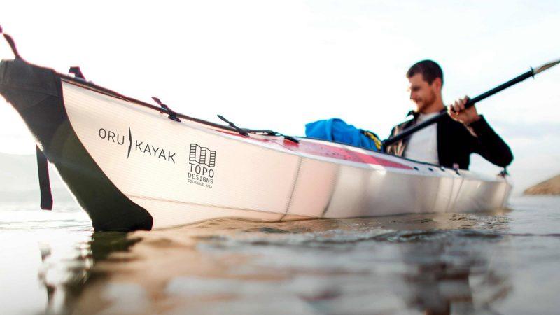 Topo Designs X Oru Kayak LumberJac