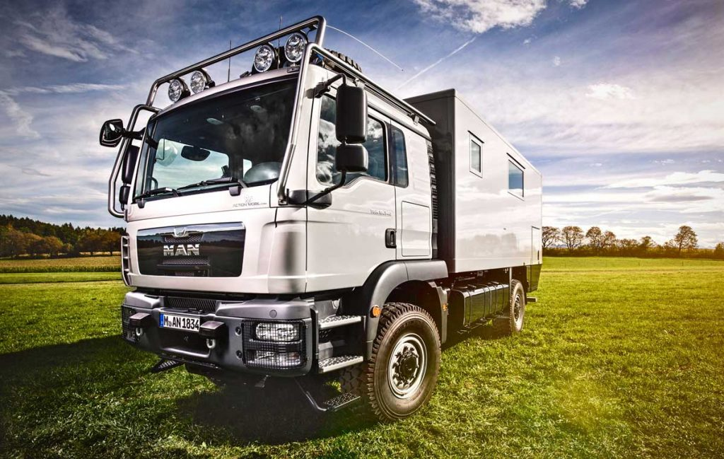 Action Mobil 4x4 Motor Homes