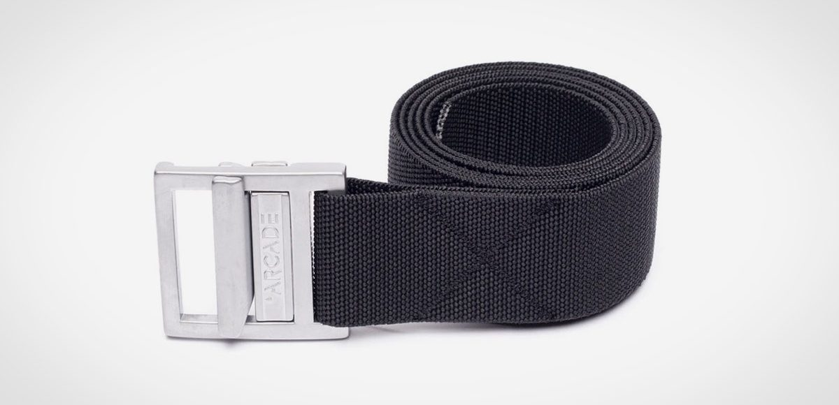 Arcade Guide Belt LumberJac