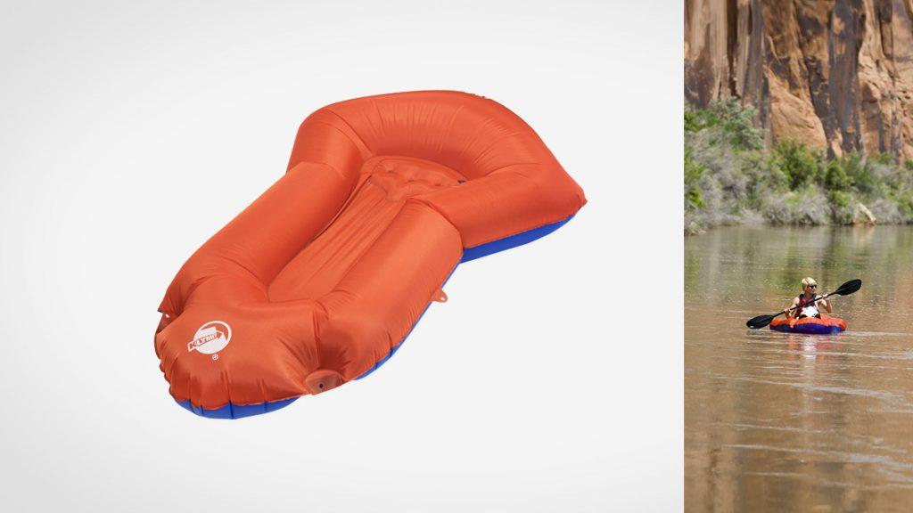Klymit Litewater Packable Dinghy LumberJac