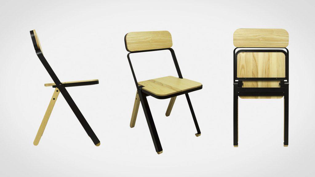 Souda Profile Folding Chair LumberJac