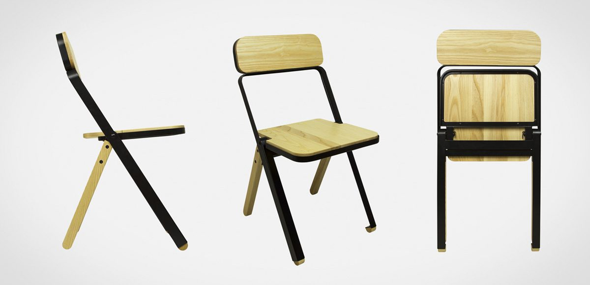 Souda Profile Folding Chair LumberJac