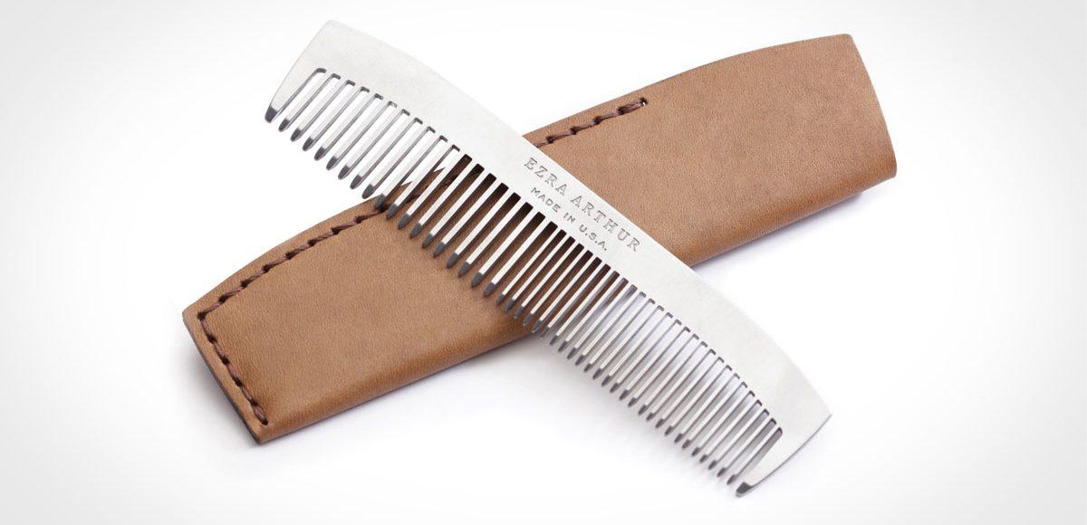 Ezra Arthur 1827 Pocket Comb