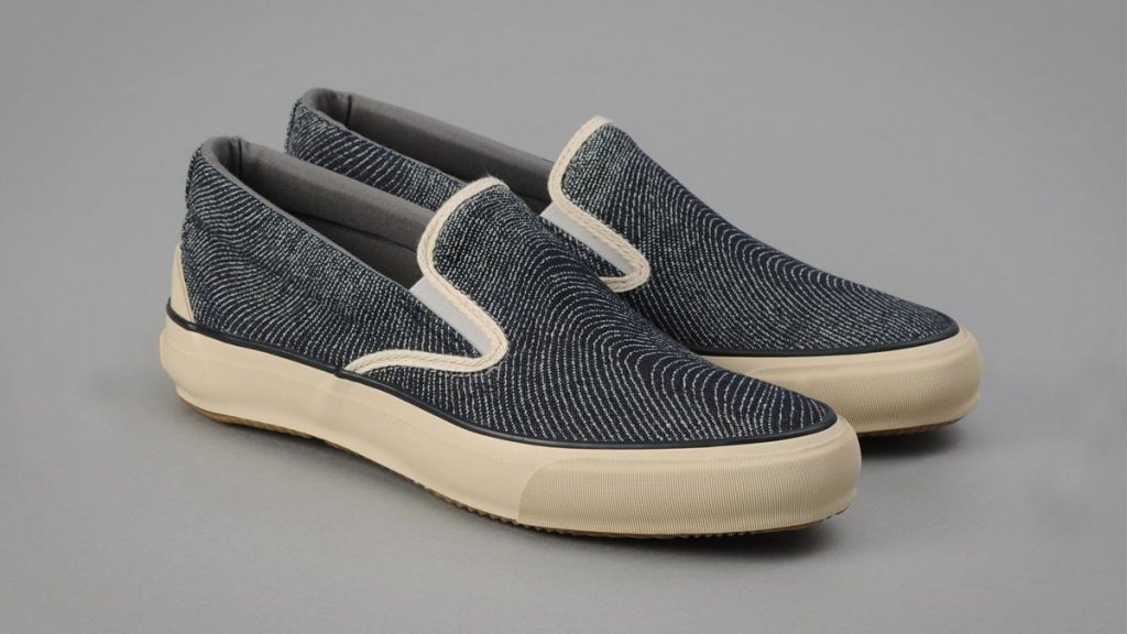 Fingerprint Slip-On LumberJac