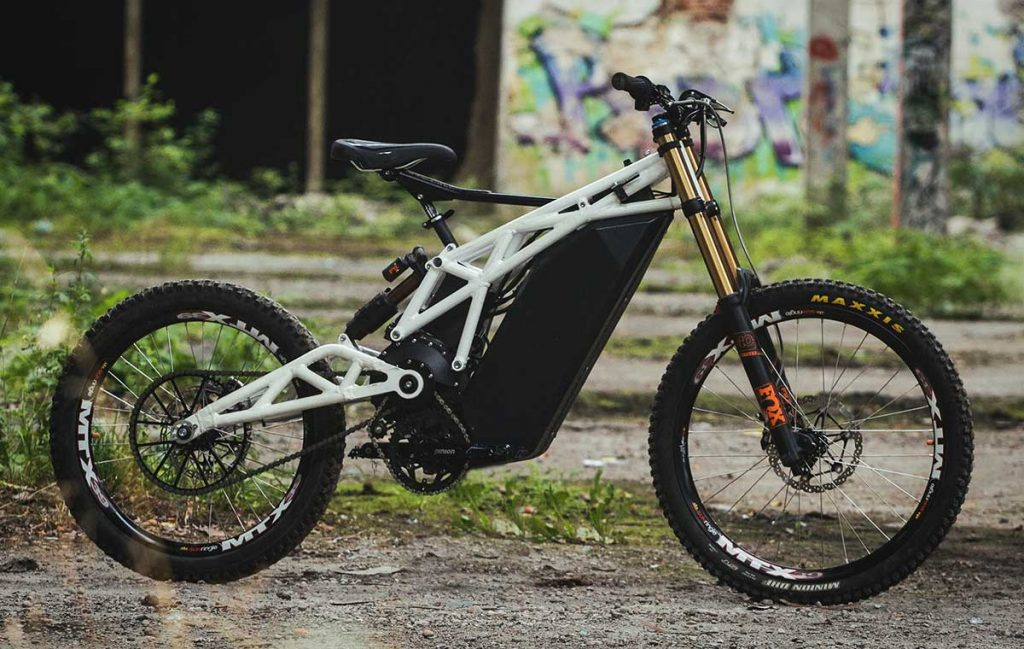 Neematic FR1 E-Bike