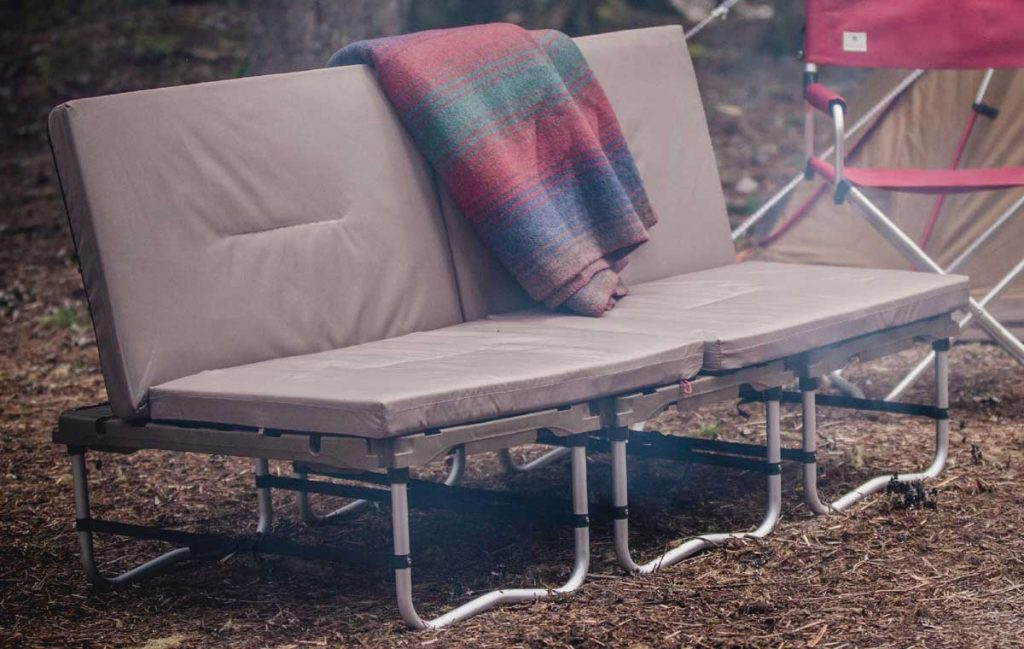 SnowPeak Camp Couch