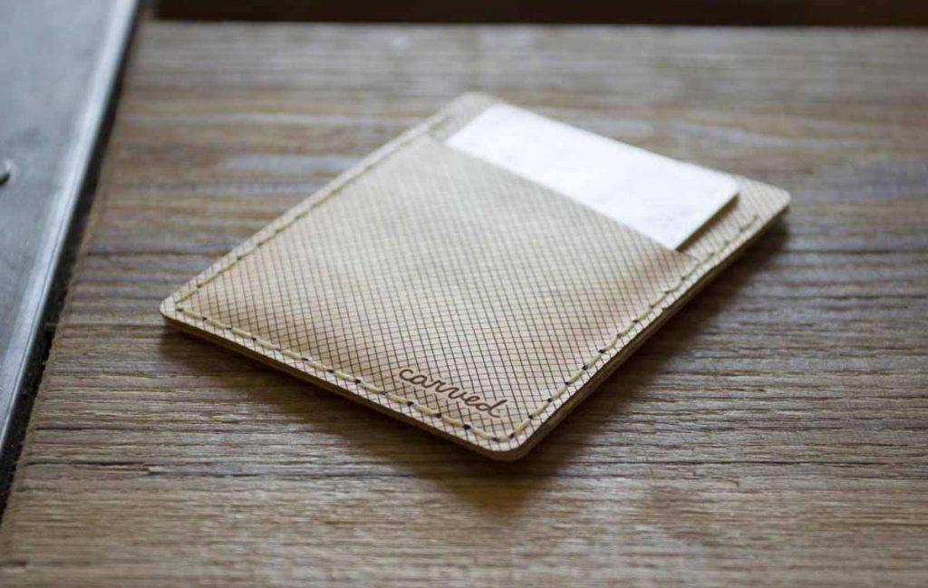 Arbor Wood Wallet