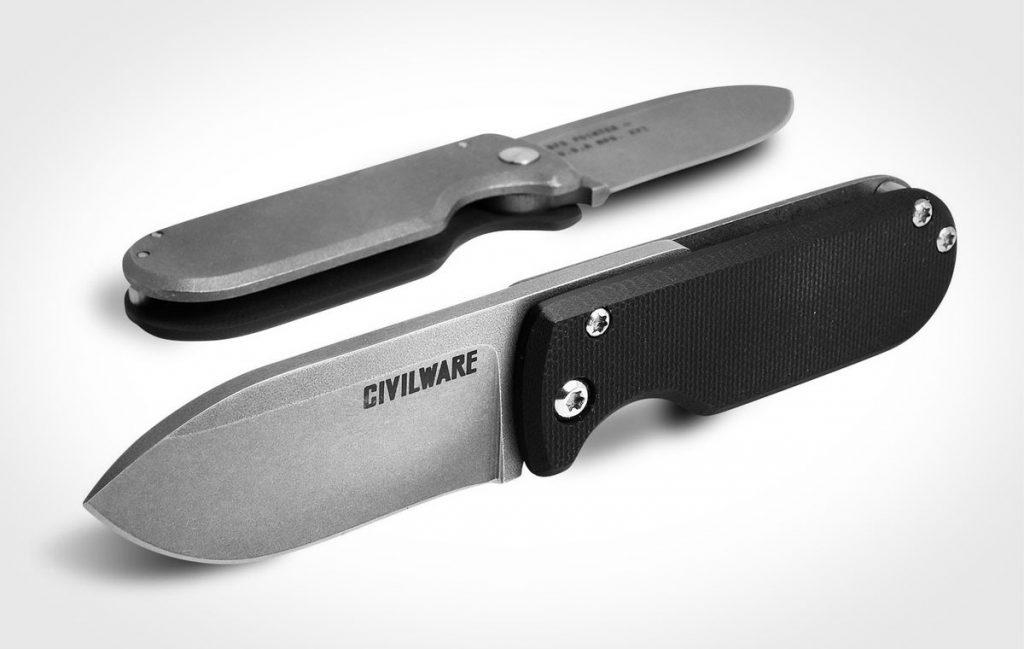 Civilware Pointer Folding Knife