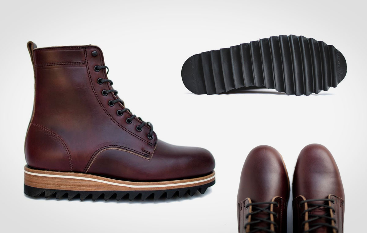 Helm Kiffen Boot LumberJac