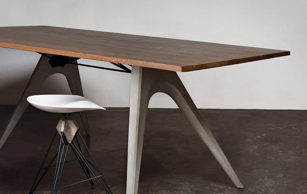 Kahn Dinning Table LumberJac