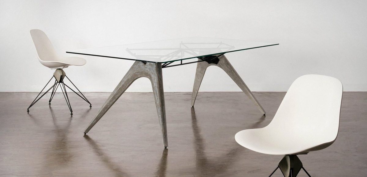 Kahn Dinning Table LumberJac