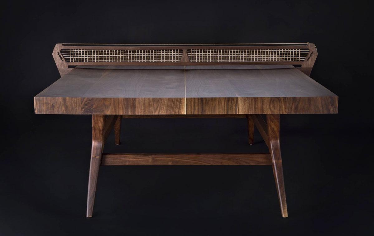 Mackenrow Table Tennis LumberJac