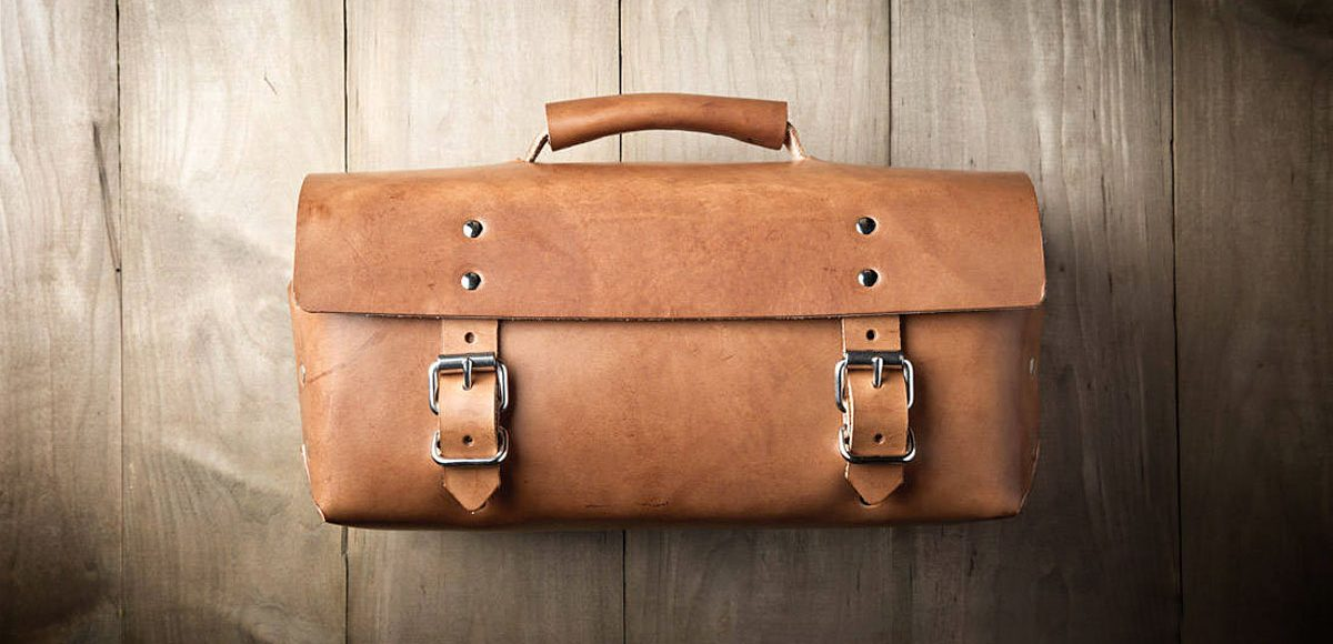 Mr Lentz Work Bag LumberJac