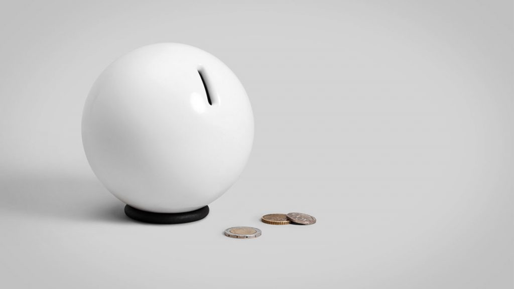 OTHR Nest Piggy Bank